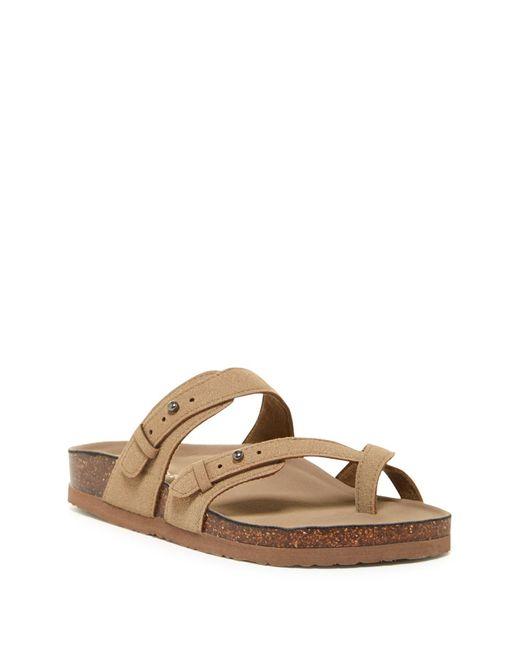 Madden Girl | Brown Bandiit Sandal | Lyst