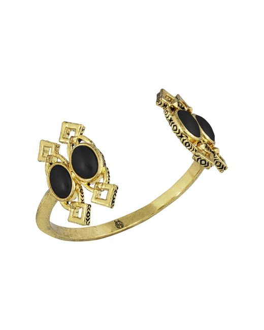 House of Harlow 1960 - Black Lady Of Grace Cuff - Lyst