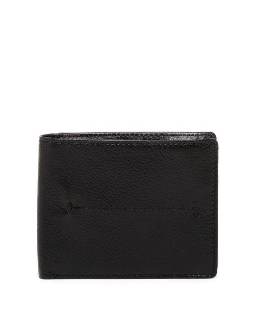 Original Penguin | Black Tug-a-war Bi-fold Wallet for Men | Lyst