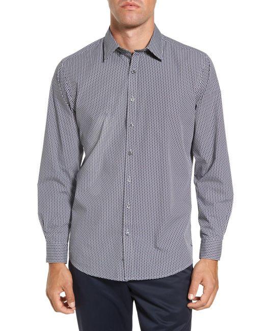 RODD AND GUNN - Multicolor Flax Island Regular Fit Floral Sport Shirt for Men - Lyst