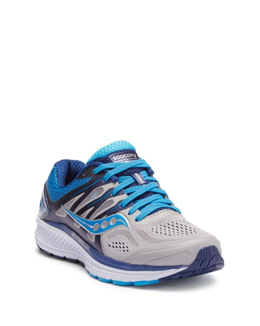 Saucony - Blue Omni 16 - Wide Width Available - Lyst