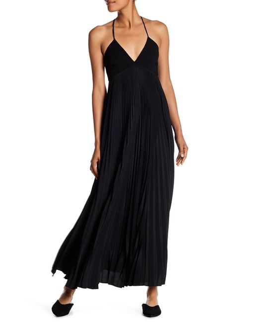 A.L.C. | Black Katia Dress | Lyst