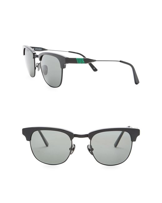 Westward Leaning - Black Vanguard Oversized Sunglasses for Men - Lyst