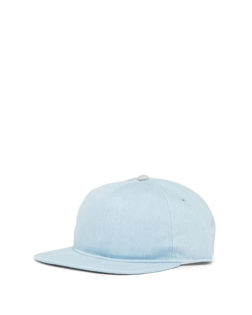 Saturdays NYC - Blue Stanley Buckle Hat for Men - Lyst