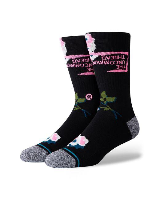 Stance Black Mundus Novus Socks for men