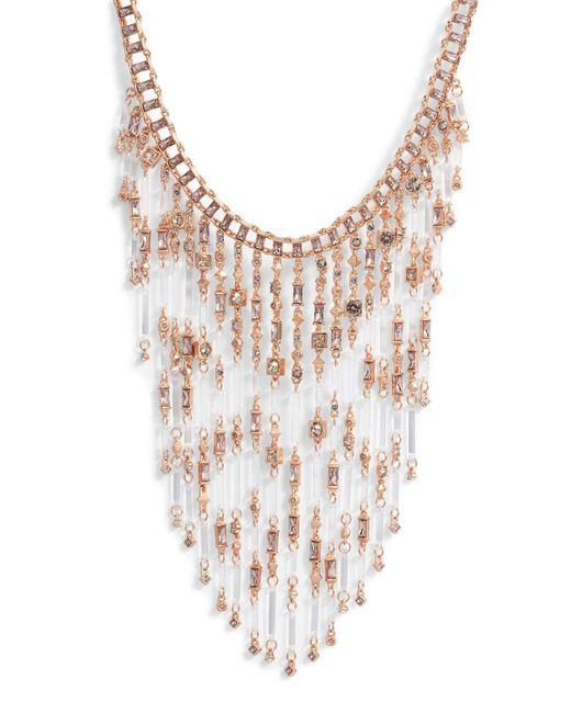 Kendra Scott Multicolor Maxen Bib Necklace