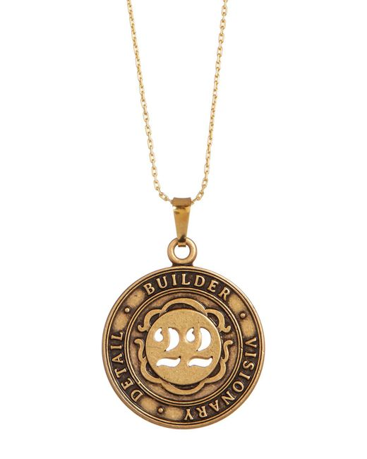 ALEX AND ANI | Metallic Numerology Number 22 Charm Adjustable Necklace | Lyst