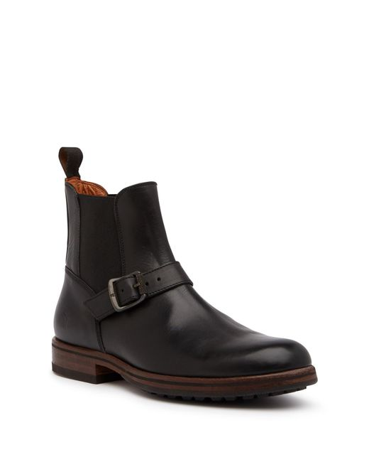 Frye - Black Wilson Engineer Boot for Men - Lyst