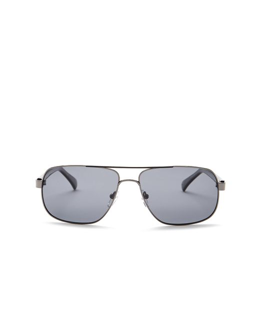 35324001f66 Cole Haan - Multicolor Polarized 61mm Aviator Sunglasses for Men - Lyst ...