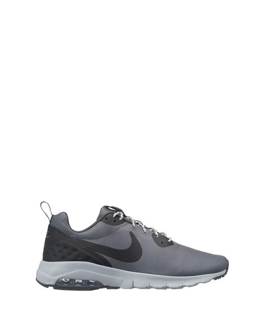 1866f57131f0 Nike - Gray Air Max Motion Low Sneaker for Men - Lyst ...