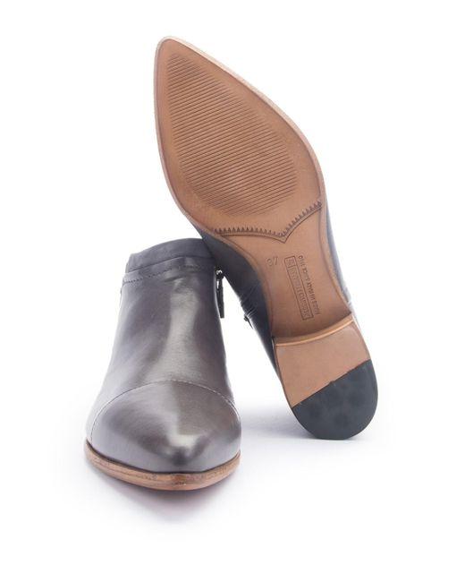 832c9a8f1de ... Alberto Fermani - Multicolor Serafina Ankle Bootie - Lyst ...