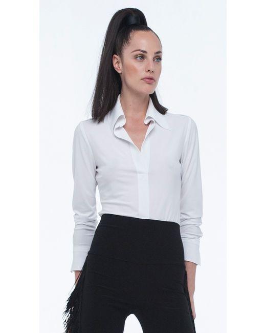 Norma Kamali | White Nk Shirt | Lyst