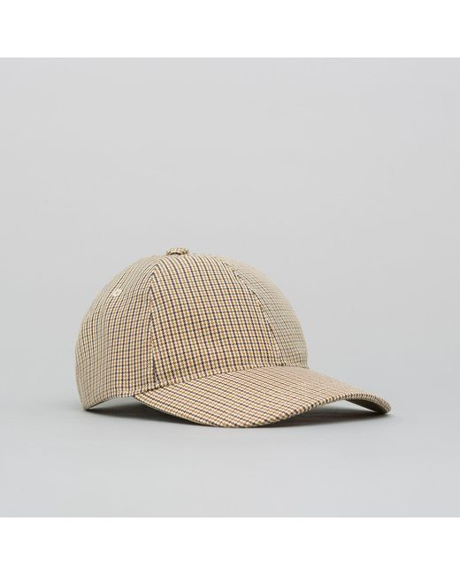 706a56749a3 Lyst - A.P.C. Stan Cap in Natural for Men - Save 67%