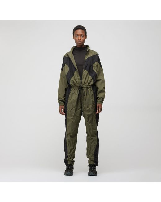 fee719e7408 Nike - Multicolor Women s Jumpsuit In Cargo Khaki for Men ...