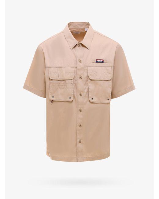 Burberry Natural Shirt for men