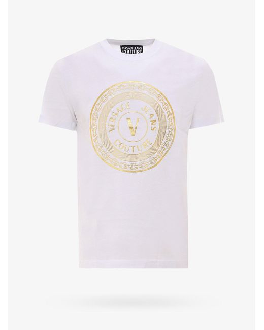 Versace Jeans White T-shirt for men