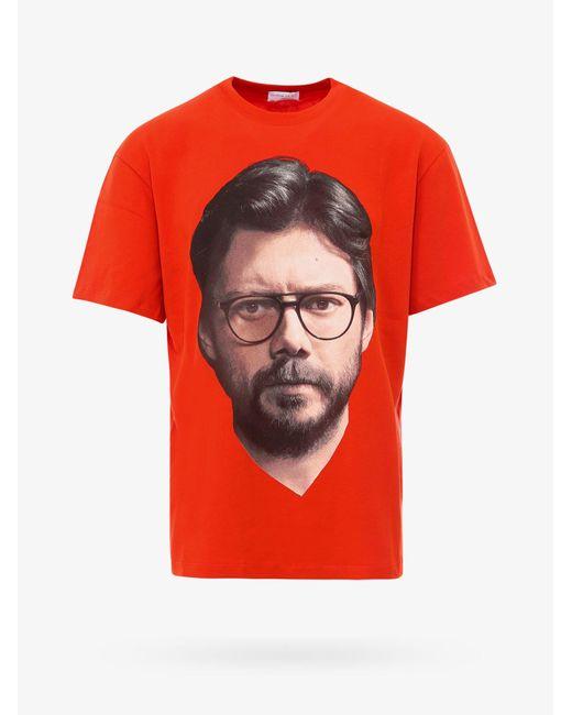 Ih Nom Uh Nit Red T-shirt for men