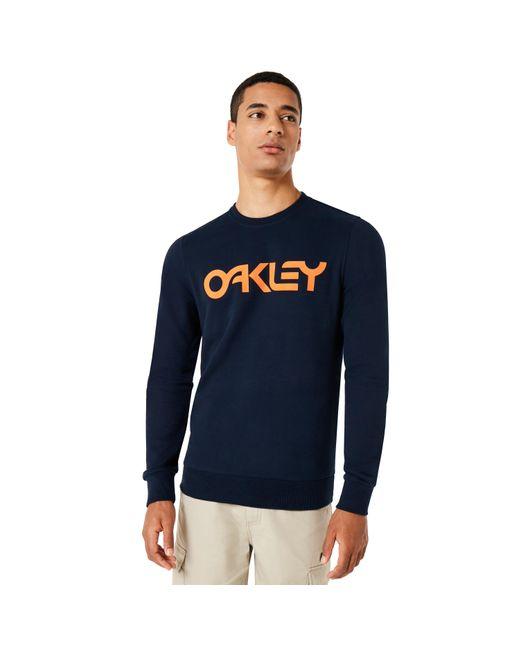 Oakley Fathom B1b Crew in Blue für Herren