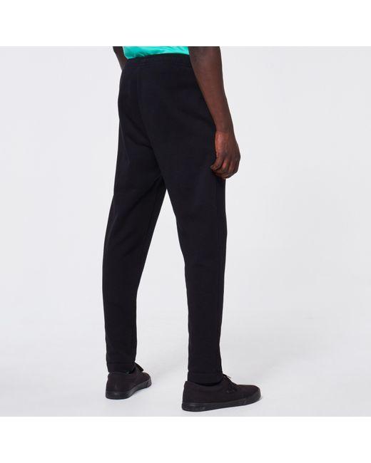 Oakley Black Tnp Polar Fleece Pant for men