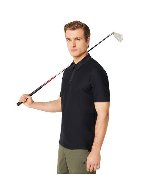 Oakley Blackout Icon Golf Polo für Herren