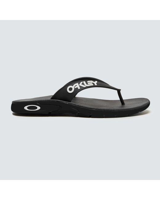 Oakley Black B1b Flip Flop for men