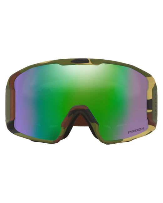 Line MinerTM Xl Snow Goggles Oakley en coloris Green