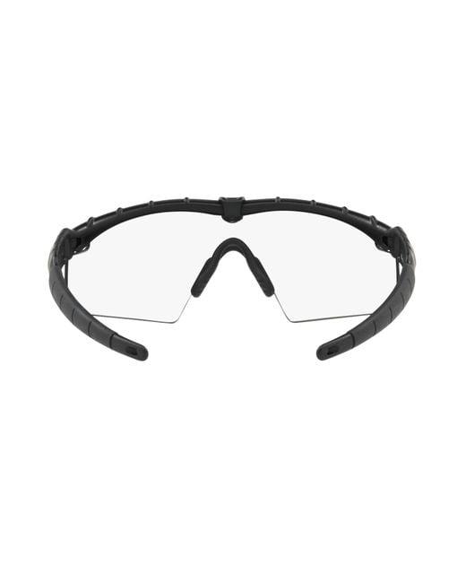 oakley black industrial m frame 20 for men lyst - M Frame 20