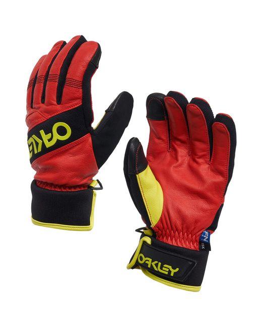 Oakley Red Factory Winter Glove 2.0 for men