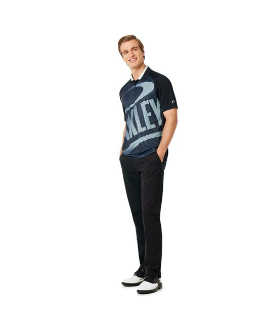 Chino Icon Golf Pant Oakley pour homme en coloris Black