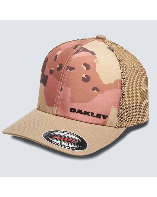 Oakley Multicolor Trucker Cap for men