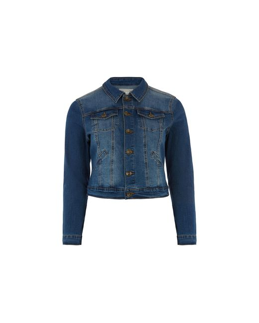 Oasis Blue Curve Nancy Denim Jacket