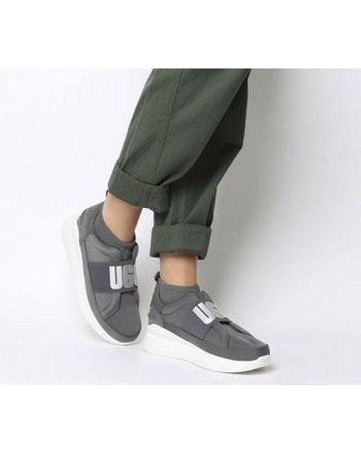 966f00dca15 Women's Gray Neutra Sneaker