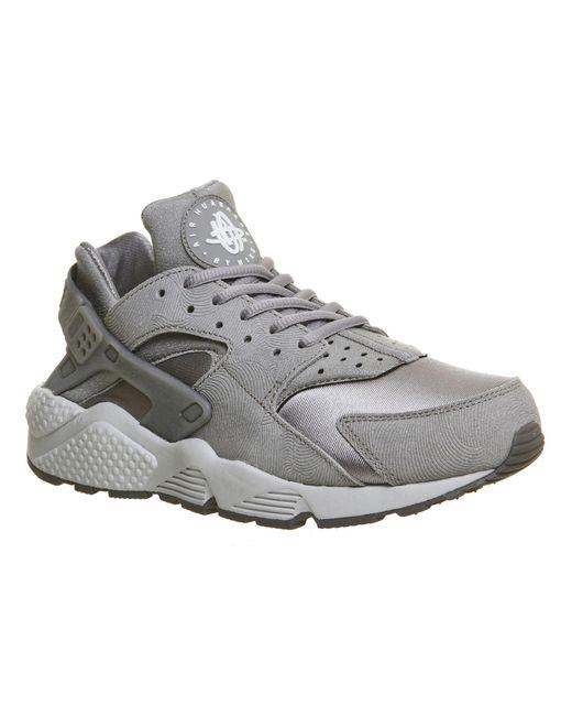 Nike   Gray Internationalist Premium Sneakers for Men   Lyst