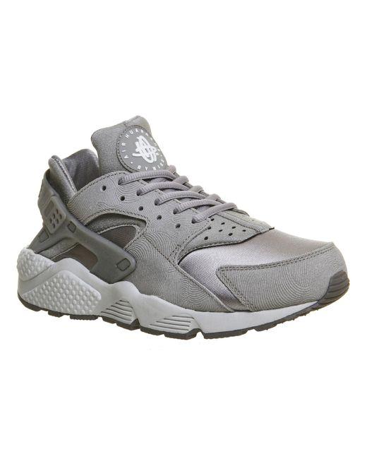 Nike | Gray Air Huarache | Lyst