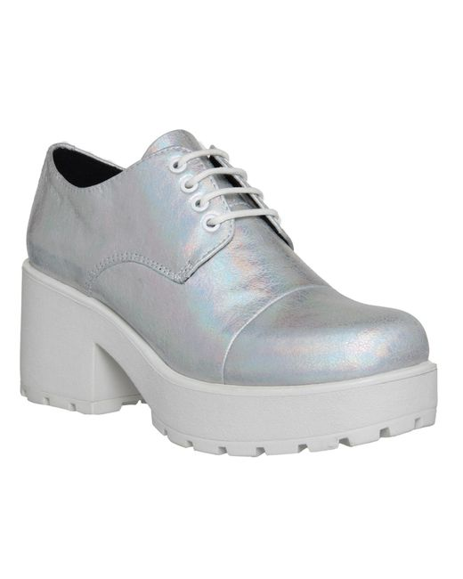 Vagabond | Metallic Dioon Shoe | Lyst