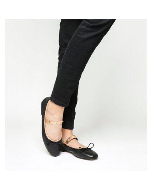 Office - Black Fabienne Elastic Ballet - Lyst