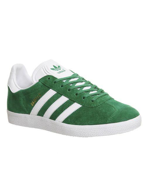Adidas Originals | Gazelle Sneakers In Green Bb5477 for Men | Lyst
