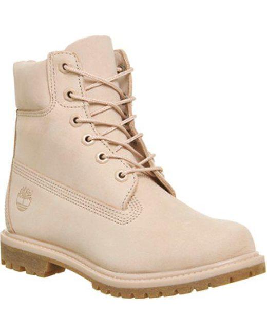 2a1cc680077 Women's Pink Premium 6 Boot