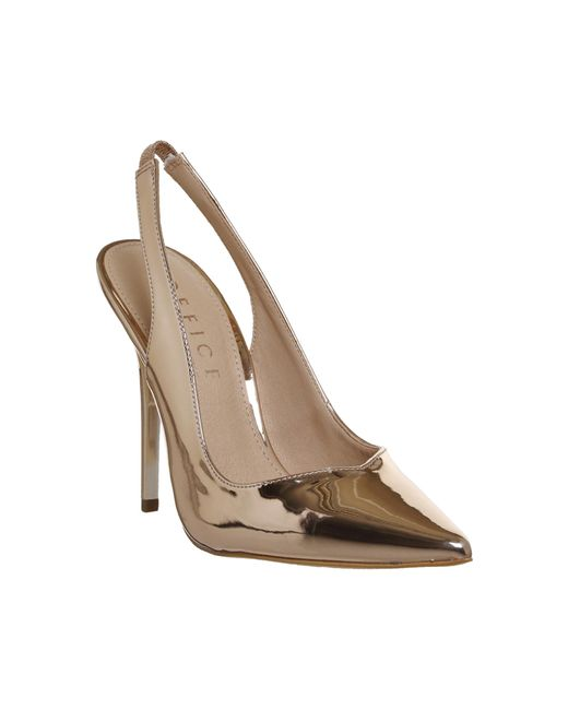 Office | Multicolor Highlife Slingback Point Courts | Lyst