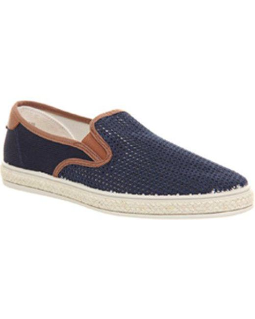 Office - Blue Honolulu Espadrille for Men - Lyst