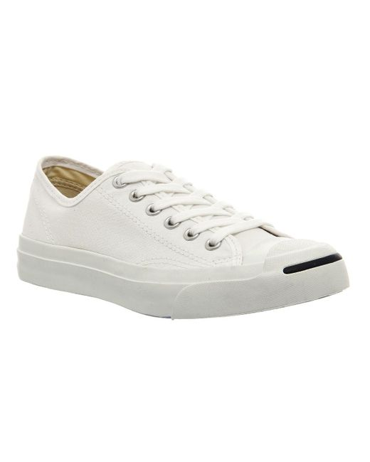 Converse | White Jack Purcell for Men | Lyst