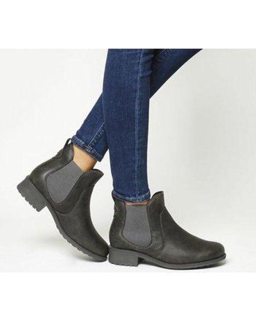 eca52cf8bf6 Women's Gray Bonham Chelsea Boot