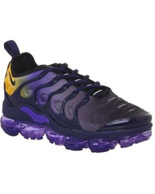 Women's Purple Vapormax Air Vapormax Plus
