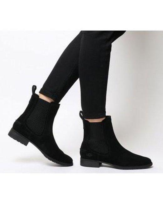 181a0fbcf46 Women's Black Hillhurst Boot