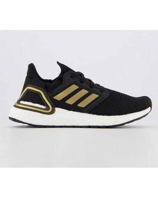 adidas Rubber Ultra Boost 20 Trainers