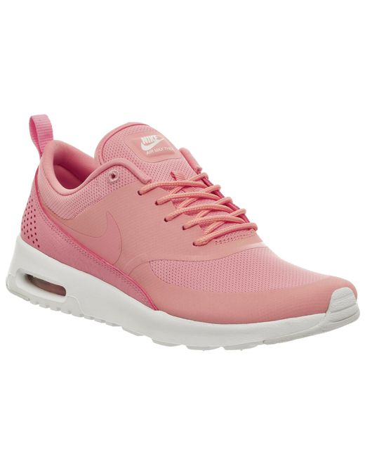 Nike | Pink Air Max Thea | Lyst