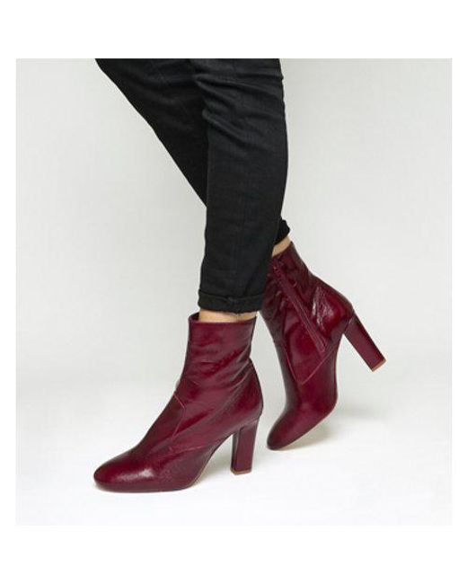 Office - Red Aurora- Smart High Cut Boot - Lyst