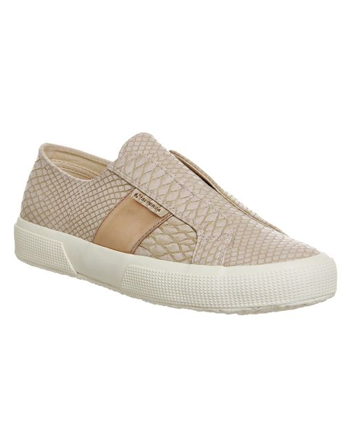 Superga | Pink 2750 Laceless | Lyst
