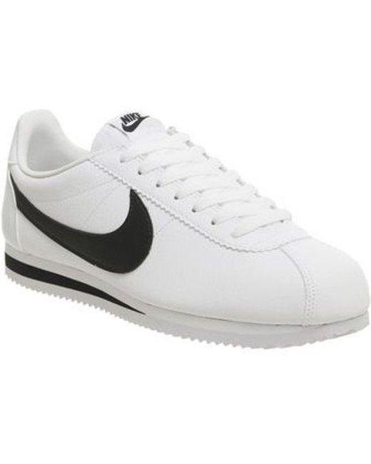 separation shoes caa15 45c8e Nike. Women s White Classic Cortez Og