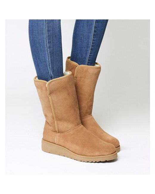 Office UGG Classic Amie Slim Short SUEDE Sale Collections Free Shipping Buy Discount For Sale GAvkCkp